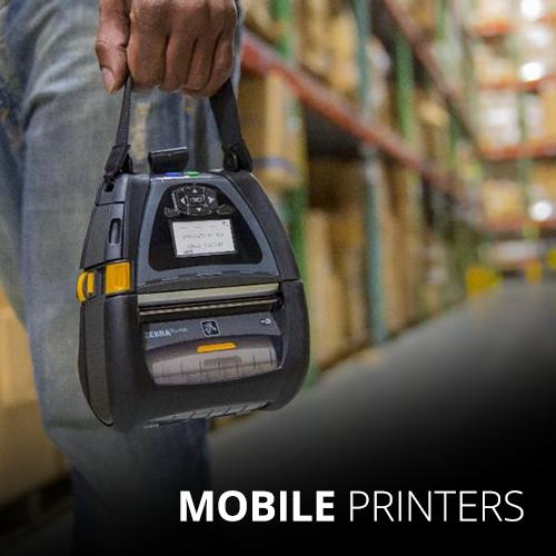 Mobile-printer