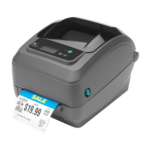 GX420t Zebra Desktop Printer