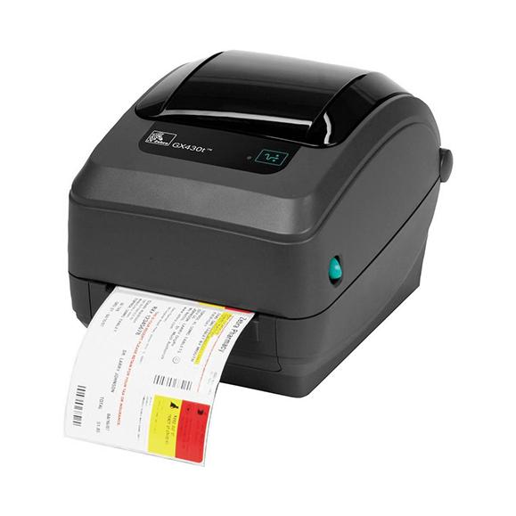 Zebra GX430 Desktop Printer