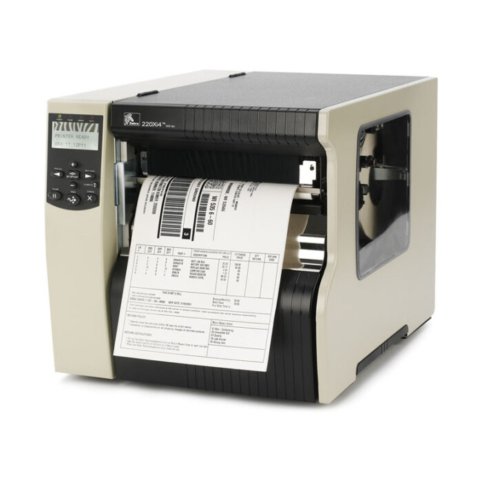 Zebra 220Xi4 Industrial Printer