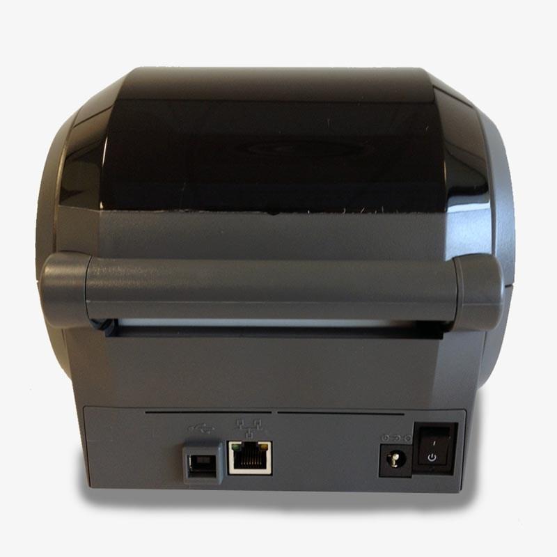Zebra GK420d Desktop Printer - The Labelman Ltd