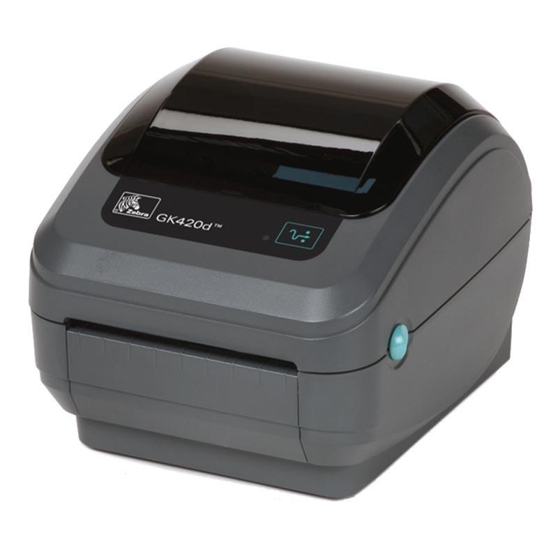 Zebra GK420d Desktop Printer