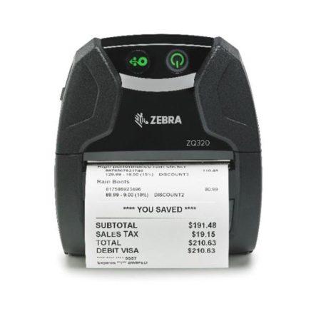 Zebra ZQ320 Outdoor Mobile Printer