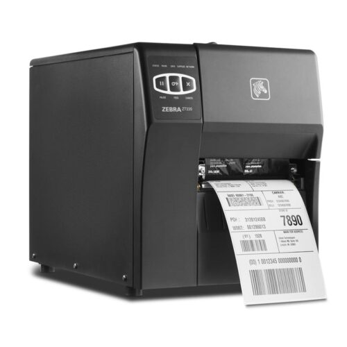 Zebra ZT220 Industrial Printer