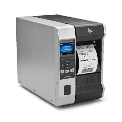 Zebra ZT230 203 dpi Serial and ZebraNet n Print Server - The