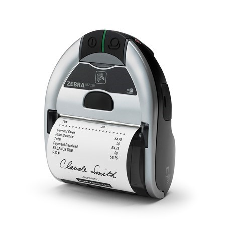 "iMZ320 3"" Printer, USB, Bluetooth and WLAN Dual Radio, UK Plug 1"
