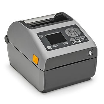 "Zebra ZD620 Desktop Printer, 4"" Direct Thermal, 300 dpi Lineearless"