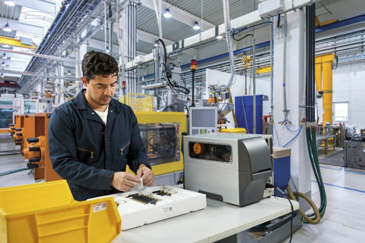 Our Guide to Industrial Label Printers