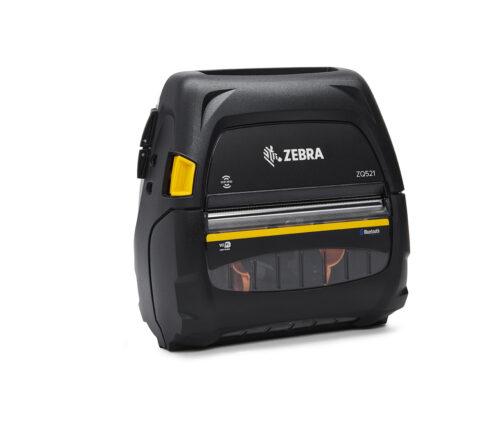 "Zebra ZQ21 4"" Mobile Printer"